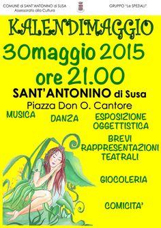 Kalendimaggio - Sant'Antonino di Susa