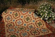 """Autumn Stars"" www.plantedseeddesigns.com"