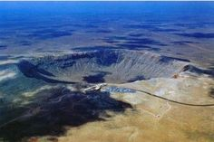 Winslow's Meteor Crater is the world's best-preserved meteorite impact site.