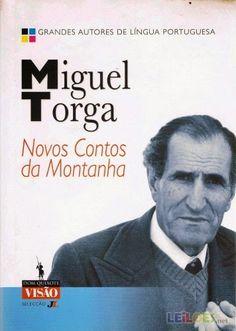 .   Dos Meus Livros: Novos Contos da Montanha - Miguel Torga