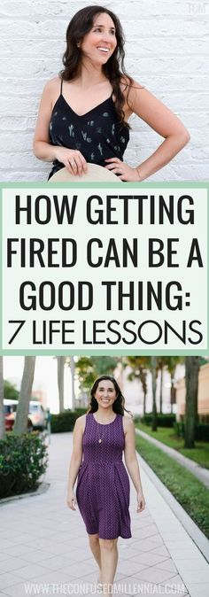 how to handle getting fired from work, getting fired from job inspiration, people who got fired from job