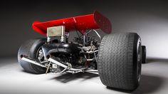 O lendário Lotus 49 de Graham Hill será leiloado em Goodwood - FlatOut!