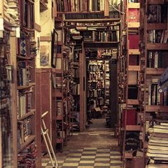 Secondhand Bookshop