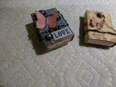 mini match boxes