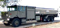 1990 Oshkosh Tank Truck Aircraft Refueling A/S32 R-11 on GovLiquidation!