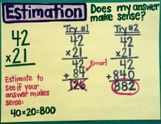 """""""Aren't You Teaching Them to Find the Wrong Answer?"""" (Blog Post) When parents have trouble seeing the value of estimation, what do you do? Estimating makes our students stronger mathematicians and reinforces the Standards for Mathematical Practice."""