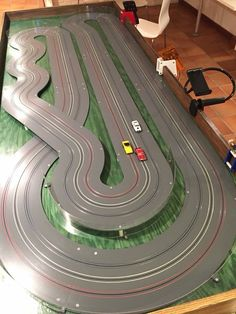 Pin by willy musgrave on ho slot car tracks Ho Slot Cars, Slot Car Racing, Slot Car Tracks, Rc Car Track, Las Vegas, Road Trip With Kids, Machine Design, Rc Cars, Courses