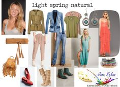 light spring natural