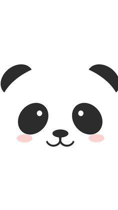 Imagem De Panda Cute And Wallpaper Cute Baby Drawings Cute Cartoon Wallpapers Iphone Wallpaper Kawaii