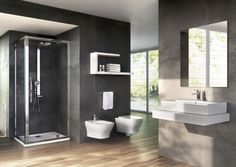 Ideal Standard - Softmmod Ideal Standard, Home Fashion, Toilet, Bathtub, Interior Design, House Styles, Inspiration, Home Decor, Bathroom Ideas