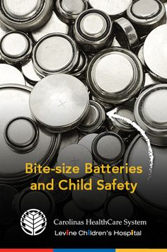 """Lithium """"button"""" batteries are easy to pick up, easy to swallow and extremely dangerous. Learn the warning signs of ingesting these dangerous items, so that you can be prepared in case of an emergency."""