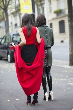 Take a closer look at the iconic style of the city of Paris.