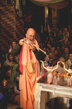 Festival Brahmotsava 2014 in Iskcon Moscow, Russia (Album 59 photos)