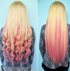 Nice hair :)