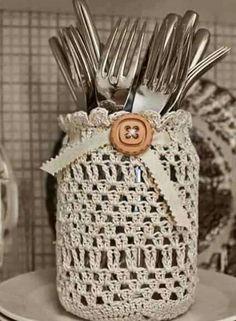 Diy decor Diy decor – s – weberei Crochet Video, Love Crochet, Crochet Gifts, Crochet Yarn, Crochet Motifs, Crochet Doilies, Crochet Patterns, Crochet Decoration, Crochet Home Decor