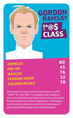 Monarch Airlines Top Trump Class Edition Cards