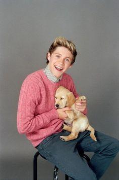 Niall Horan tan tierno :3