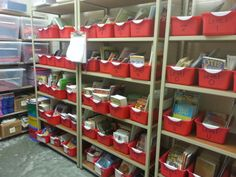 Guided Reading Book Room for small group