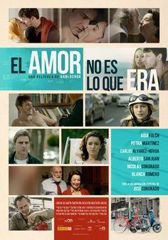 El amor no es lo que era (2013) Gabriel Ochoa