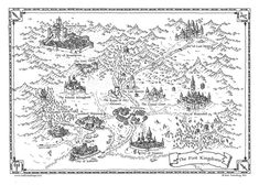 Commission 2016: the First Kingdoms by Traditionalmaps.deviantart.com on @DeviantArt