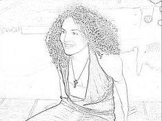 Pencil Sketch - Page 1
