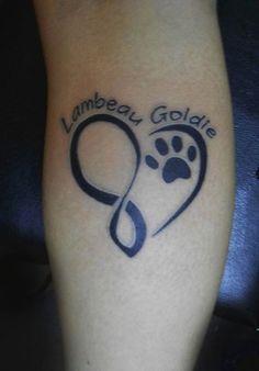 Dog Paw Print Tattoos For Women Latest dog paw print tattoos ideas - Tattoo Maze