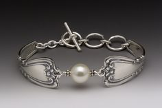 Daphne Spoon Bracelet. I have this one. want to add more to my collection. Its so much cheaper if you buy these at art festivals, btw. :)