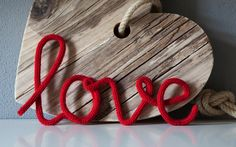 Special offer for Valentine's Day // Love by HomeSweetHomeDesign, €10.00