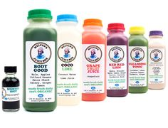Two of-the-moment New York juice brands debut cleanses