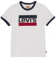 f8761980c3e1 ... Teens und Kids by Tizia Marlo Kidsfashion. See more. LEVI S Boy Kurzarm  T-Shirt RING White
