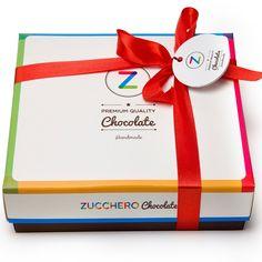 CHOCOLATE - GIFT BOX - ZUCCHERO - ZUCCHERO CANDY - PREMIUM QUALITY - HANDMADE