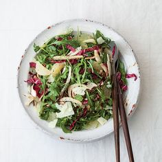 Grapefruit supremes (segments of pulp separated from the membrane) and aged balsamic vinegar brighten this classic Italian salad from author Dana Brown.