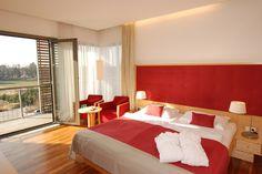 Panorama Room  © Therme Laa Hotel & Spa