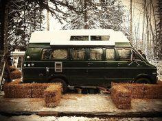 Insulating the campervan