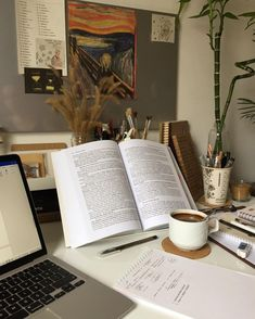 Science Notes, Home Study, Study Journal, Journal Aesthetic, Study Space, Coffee Photography, Brown Aesthetic, Study Inspiration, Studyblr
