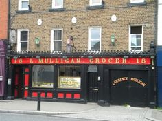 Mulligan Grocer.Craft beer. Dublin. Booked.