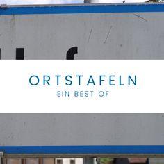 Die witzigsten Ortstafeln Österreichs: lustige Ortsnamen auf ausgefallenen Ortsschildern - zum Zerkugeln Explore, Places, Shop Signs, Ideas