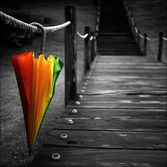 12 Best Black And White Photography With Color Splash - http://photograp.club/12-best-black-and-white-photography-with-color-splash/