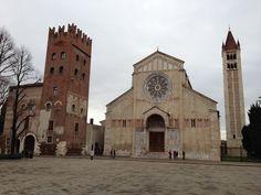 Basílica de San Zeno, Verona, Itália