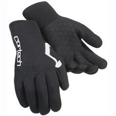 2014 Cortech Blitz Insulation Snow Gear Protection Snowmobile Neoprene Gloves