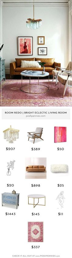 Do you dream of a bright and versatile living room like this one? How about … - Boho Living Room Decor Eclectic Living Room, Boho Living Room, Living Room Designs, Living Rooms, Living Room Inspiration, Home Decor Inspiration, Decor Ideas, Room Ideas, Stores