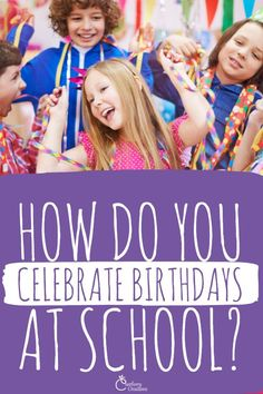 Celebrating student birthdays at school is a fun and memorable experience with this easy to implement idea. Read to learn more. Phonics Lessons, Grammar Activities, Writing Activities, Diy Classroom Decorations, Classroom Ideas, Preschool Classroom, Future Classroom, Classroom Organization, Teaching Social Skills