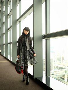 STYLE from TOKYO | street fashion based in japan: at Japan fashion week...Shibuya