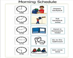 Save valuable time and find already created activities, from the Boardmaker Community and Premium Activities, to meet all your students' individual needs. Visual Aids, Circle Time, Clocks, Routine, Student, Activities, Kids, Young Children