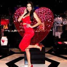Angels Share Their Gift Picks For Valentine's Day --- From Adriana Lima in Las Vegas to Candice Swanepoel & Lily Aldridge in New York, it was a cross-... #gcmag  #adrianalima #candiceswanepoel #Clothing #lilyaldridge #lingerie #NewYork #Victoria'sSecret