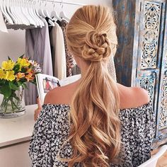 The 7 Best Instagram Accounts For Major Hair Inspiration: Instabraid -- What to expect: Straight-up braid porn. Be prepared to get lost in a sea of cool-girl fishtails. (photo: Instagram/Instabraid)