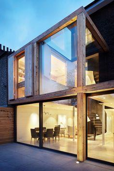 de Beauvoir House by Cousins and Cousins Architects