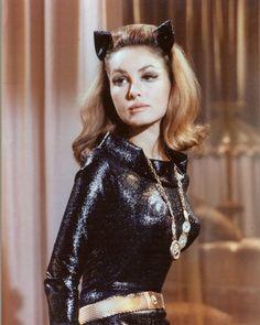 'Julie Newmar' as 'Catwoman' on 'Batman TV Series' (1966–1968)