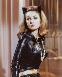 'Julie Newmar' as 'Catwoman' on 'Batman TV Series' (1966–1968)