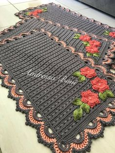 Doily Rug, Lace Doilies, Crochet Doilies, Crochet Cushion Cover, Crochet Cushions, Crochet Mat, Hand Crochet, Baby Granny Square Blanket, Baby Room Rugs